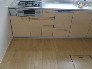 春日井市 F様邸キッチン取替え工事