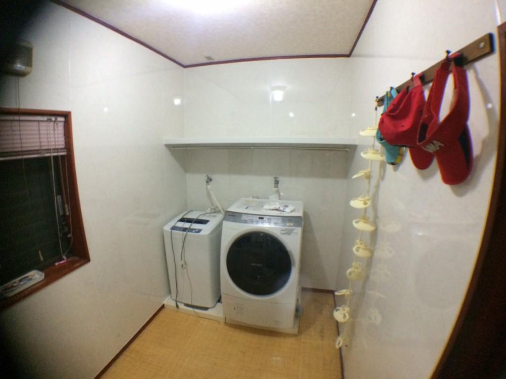 豊明市 A様邸 洗面所改装工事施工前