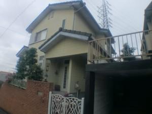 豊明市 K様邸 外部塗装工事