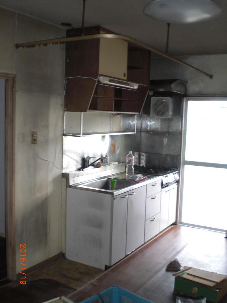 名古屋市 T様邸 改装工事施工前