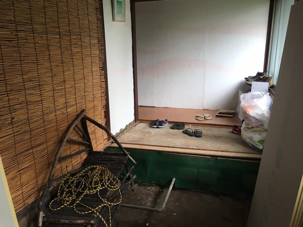 名古屋市 K様邸 借家改装工事施工前