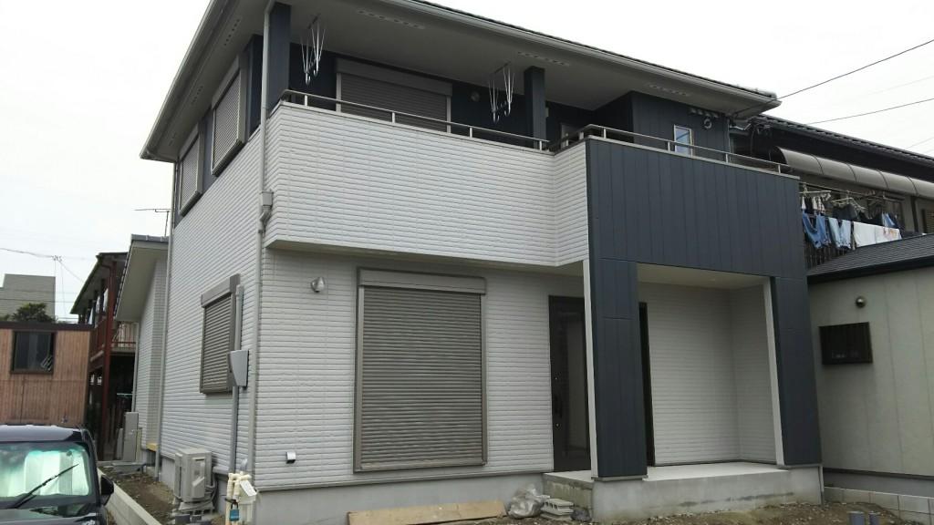 名古屋市 T様邸 新築工事施工後