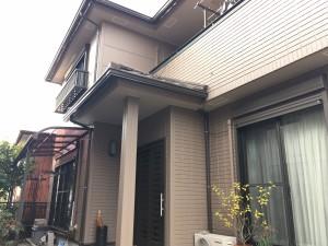 岐阜県 多治見市 F様邸 外壁塗装工事