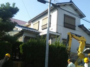 名古屋市 南区 N様邸 解体工事