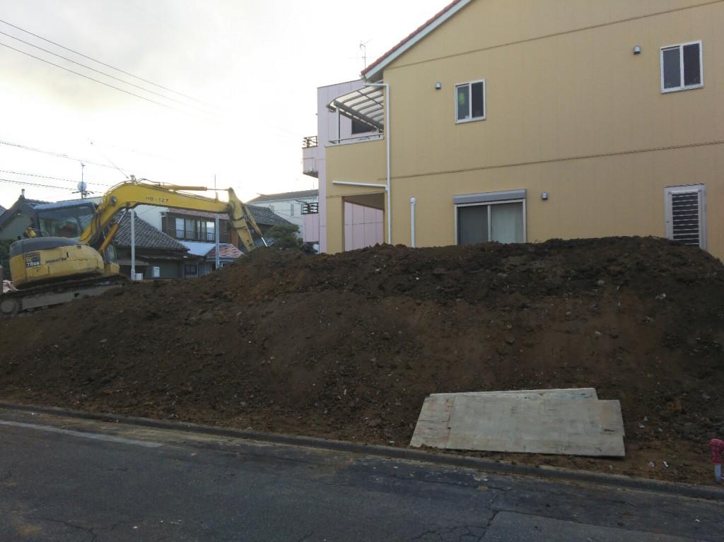 名古屋市 南区 N様邸 解体工事施工前