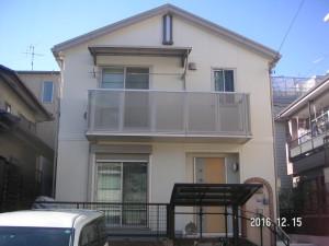 名古屋市 南区 Y様邸 外部塗装工事
