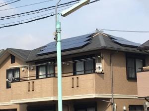 名古屋市 S様邸 外部塗装工事