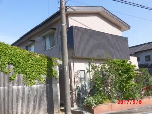 豊明市 N様邸 外部塗装工事