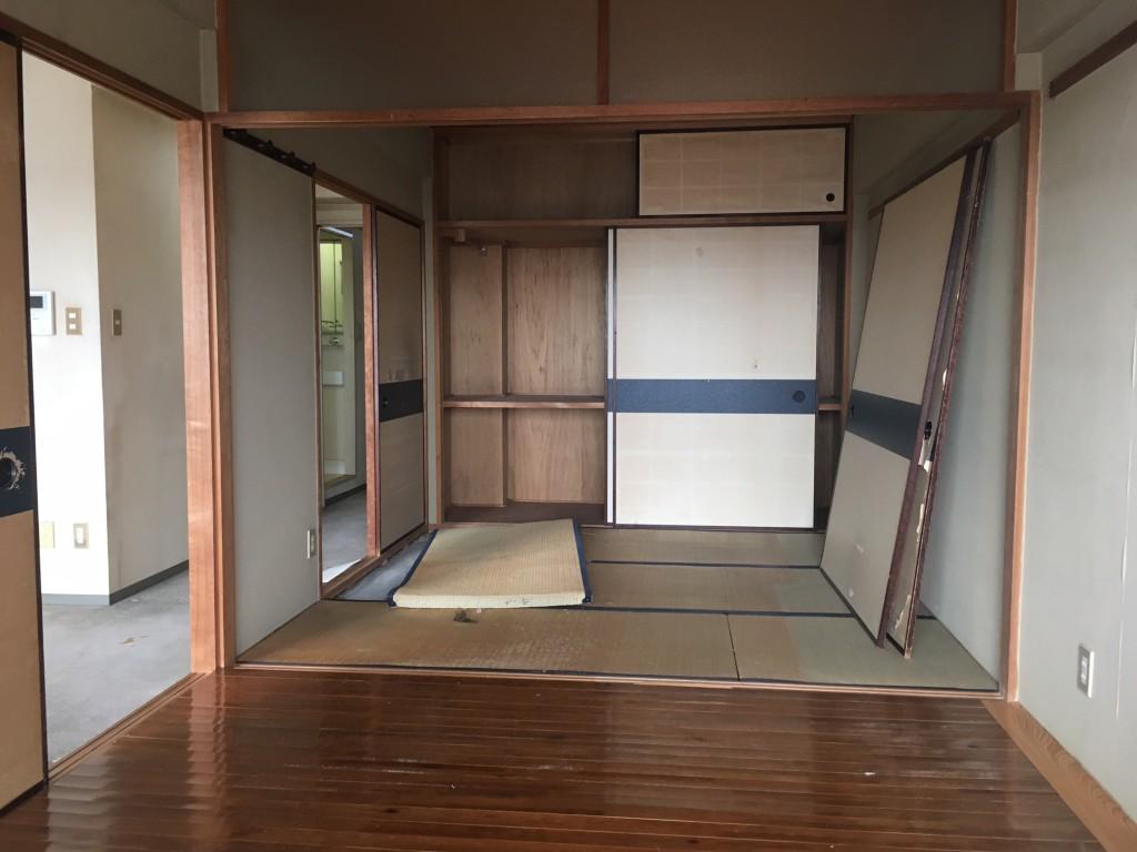 名古屋市 A様邸 改装工事施工前