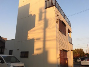 名古屋市 O様邸 外装塗装工事