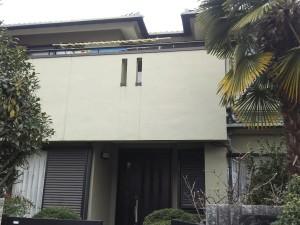 大口町 H様邸 外部塗装工事 サンルーム工事