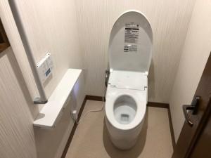 名古屋市東区 N様邸 トイレ改装工事