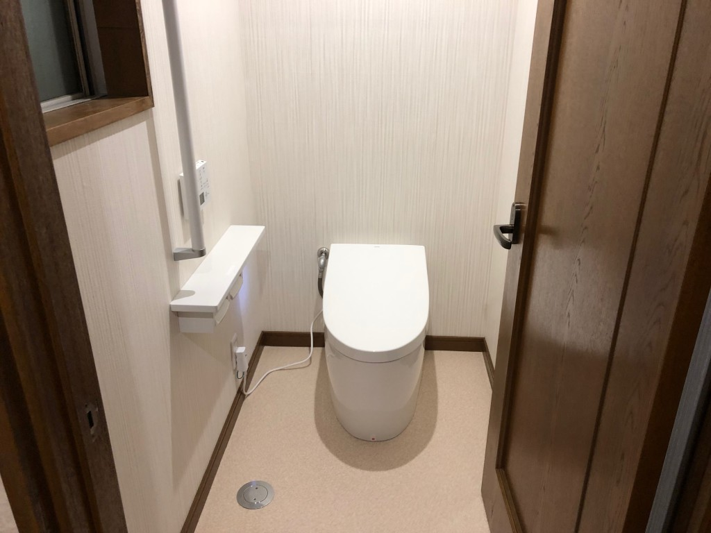 名古屋市東区 N様邸 トイレ改装工事施工前