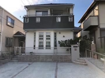 名古屋市 緑区 S様邸外部塗装工事