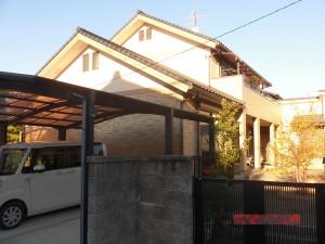 名古屋市 守山区 M様邸 外部塗装工事