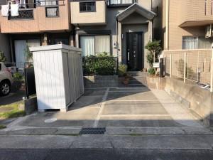 名古屋市 天白区 T様邸 外構工事