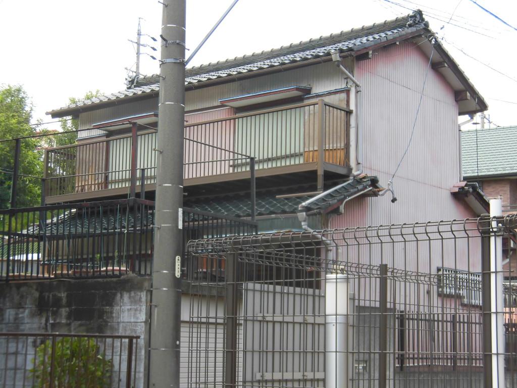 名古屋市 緑区 N様邸 塗装工事施工前