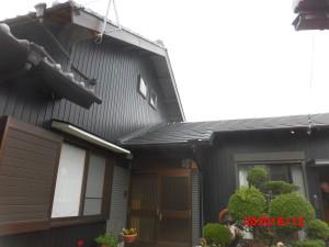 豊明市 H様  外部塗装 屋根工事
